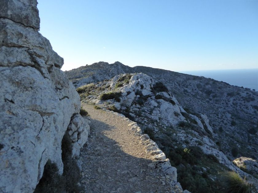 Mallorca Wanderung Valldemossa kleine Runde Wanderweg