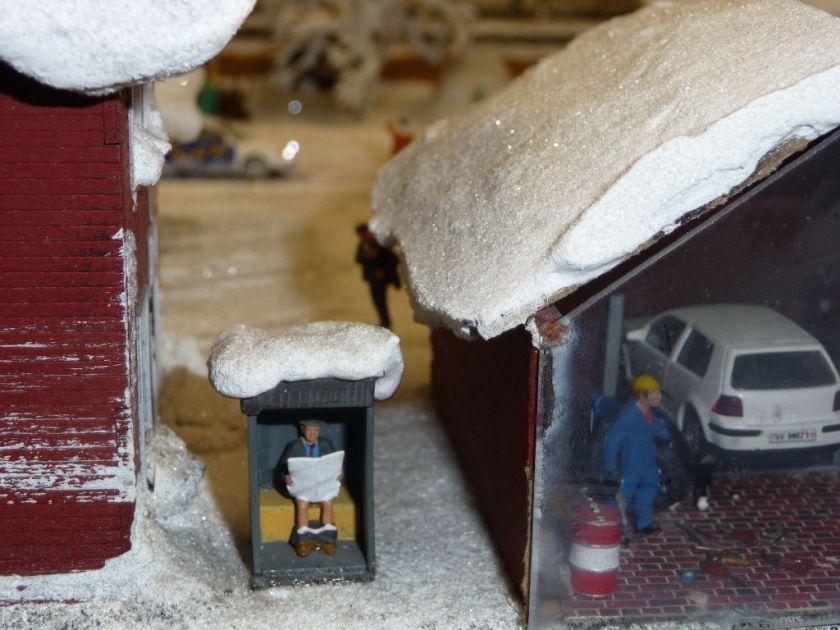 Miniatur Wunderland Detail