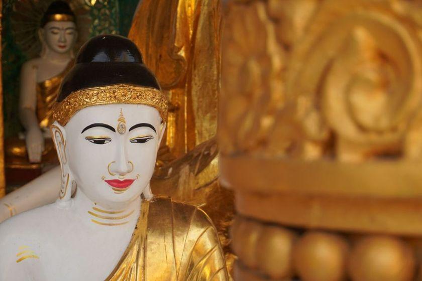 Schwedagon Pagode, Myanmar