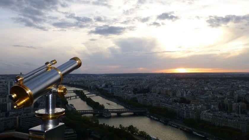 Eifelturm Paris Aussicht