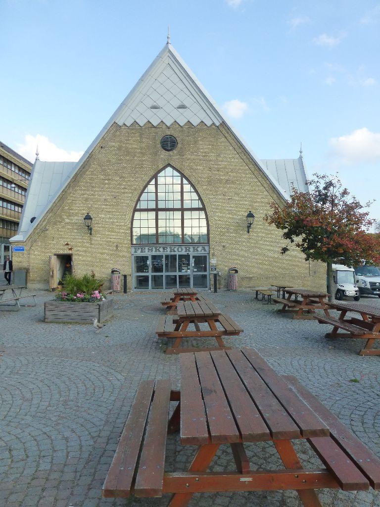 Fischkirche (Feskekorka)