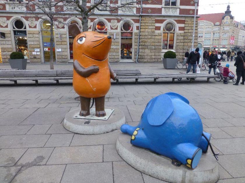 Maus und Elefant Erfurt