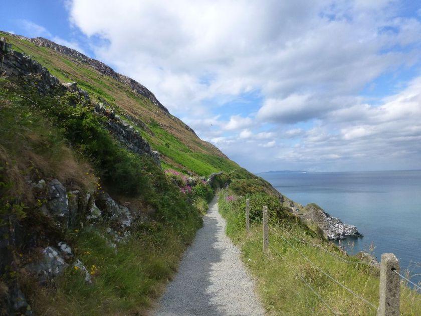 Bray Greystones Cliffwalk