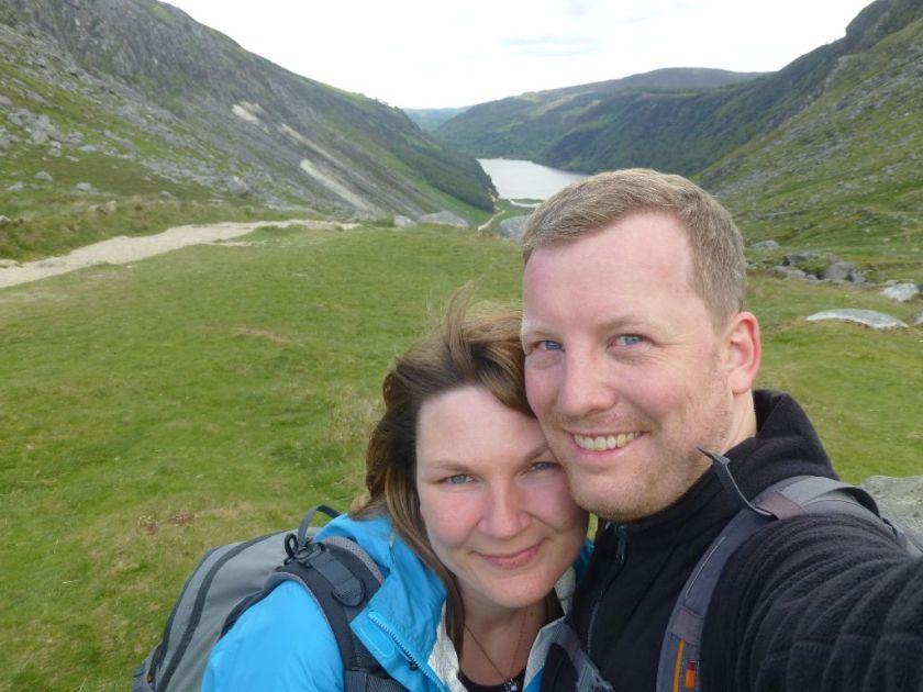 Wanderweg Glendalough