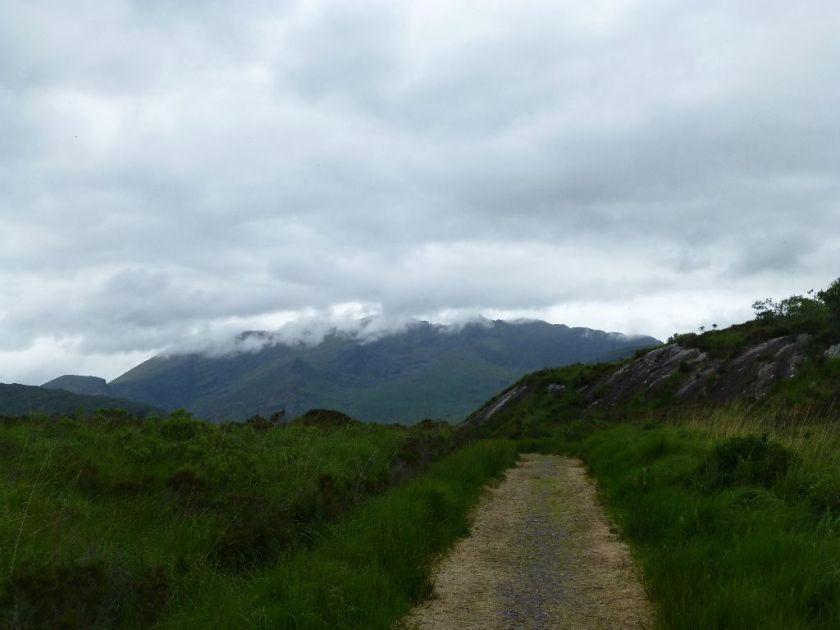 Killarney wandern Old Kenmare Road
