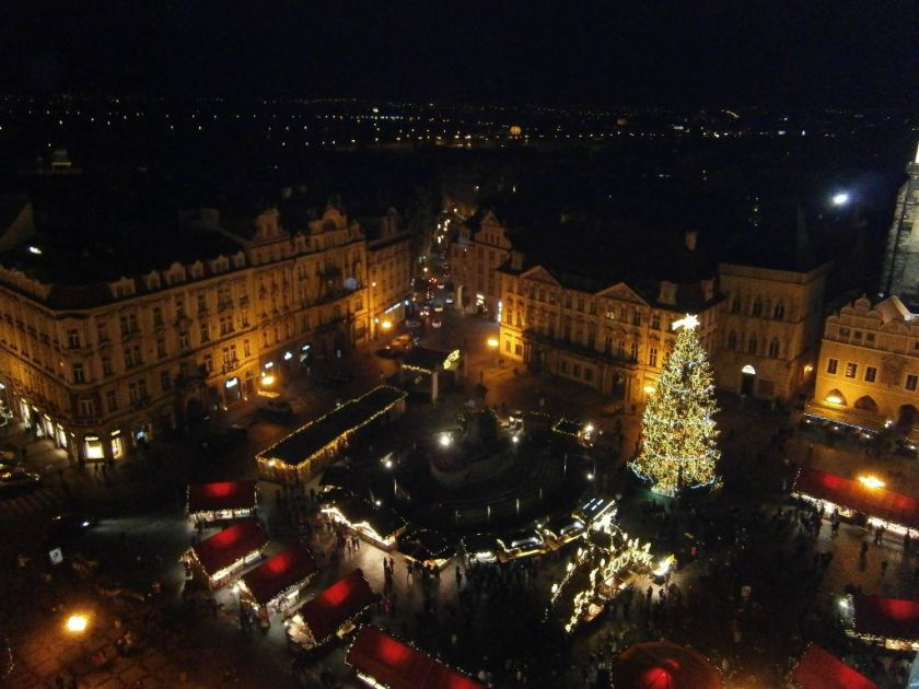 Prag Weihnachtsmarkt