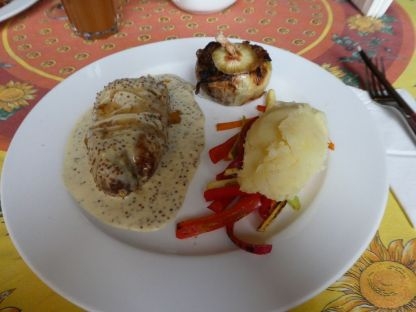 Purpur Restaurant Tiflis Filet