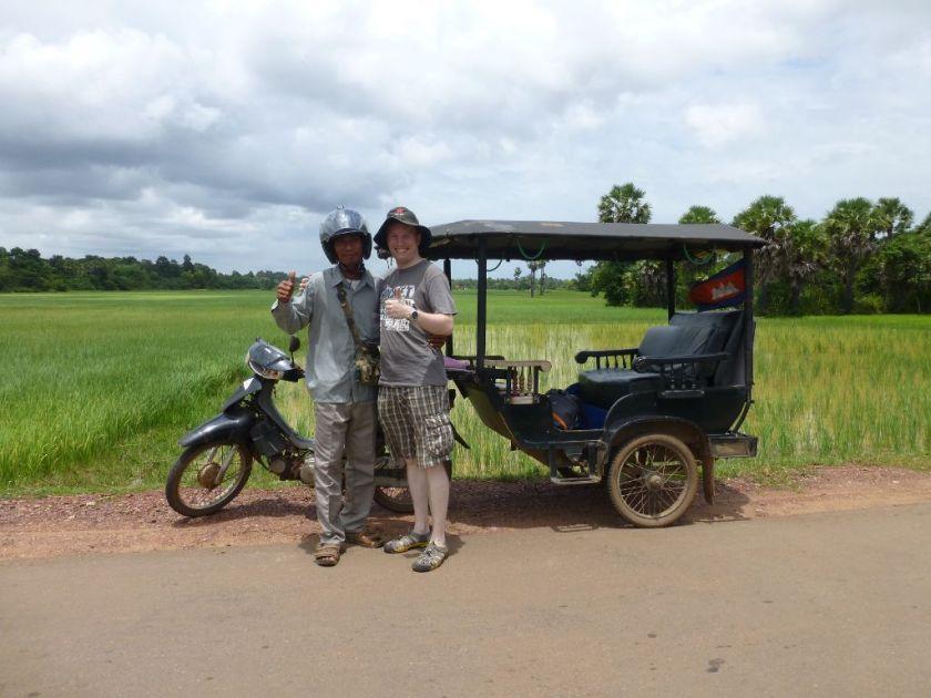 Siem Reap Tuktuk