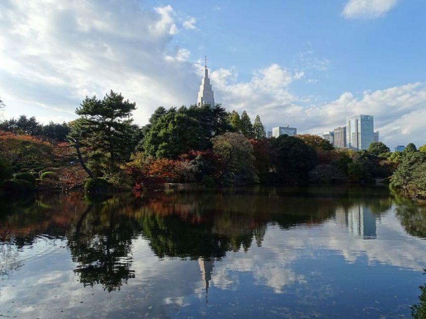 Stadtpark Tokio