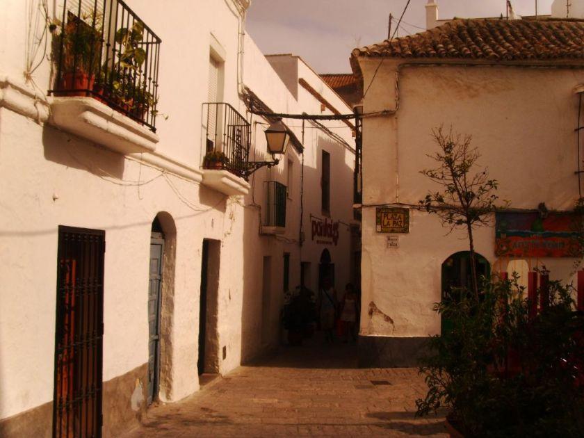 Tarifa backpacking Spanien