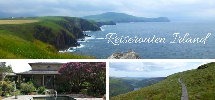 Irland: Meine drei liebsten Reiserouten
