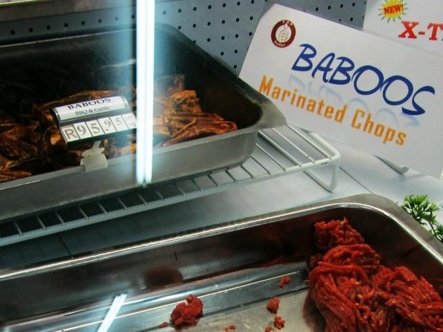 Larnie Meats: Baboo's Special Marinade