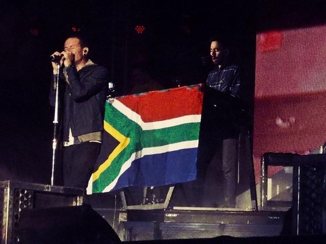 Linkin Park South Africa