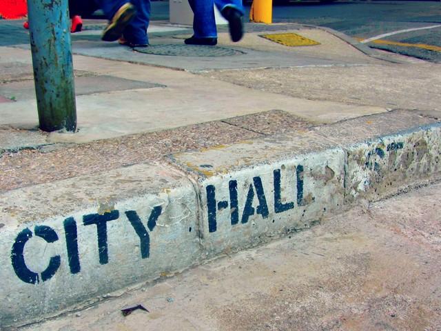 City Hall Road Jozi CBD