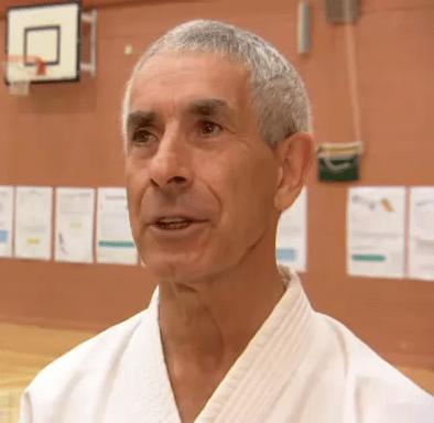 Spotlight: Andy Sherry - The Quiet Man of Shotokan