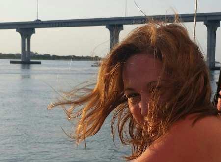 Kathy Brown Schooner Freedom St Augustine FL