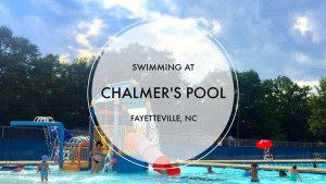 Chalmer's Pool in Fayetteville, NC