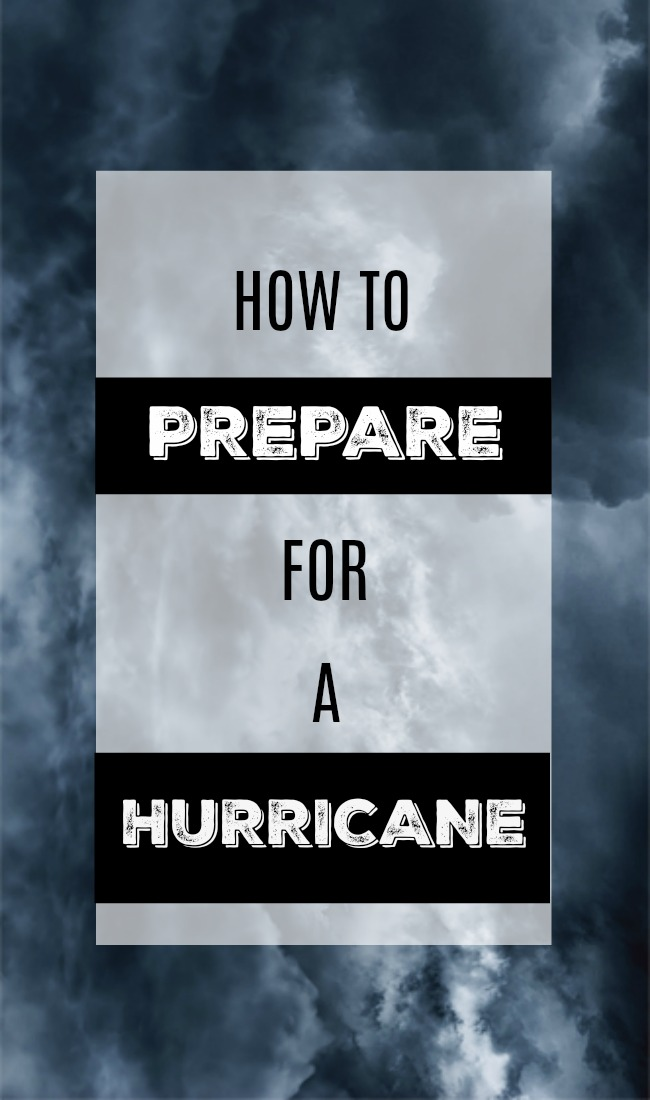 How to Prepare for a Hurricane