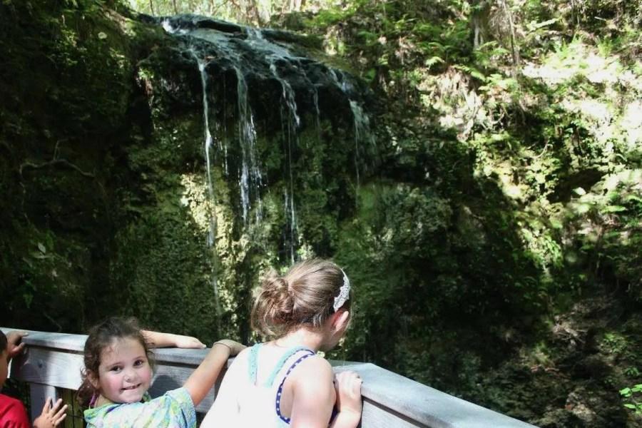 Florida's Highest Waterfall Chipley Florida