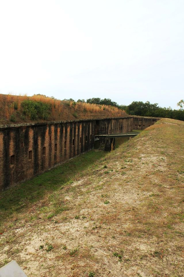 things to do in Pensacola, FL Fort Barrancas