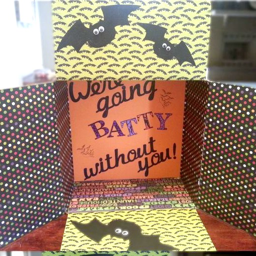 Halloween Care Package Ideas: Going Batty Without You
