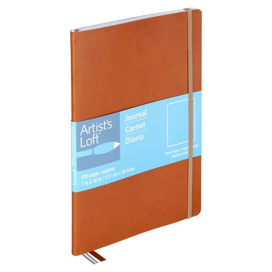 Cheap ($5) bullet journal that you can buy at Michael's.