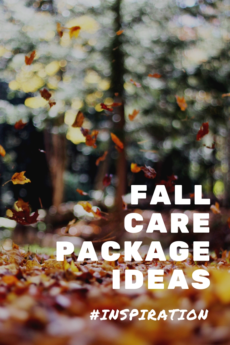 Creative Fall Care Packages