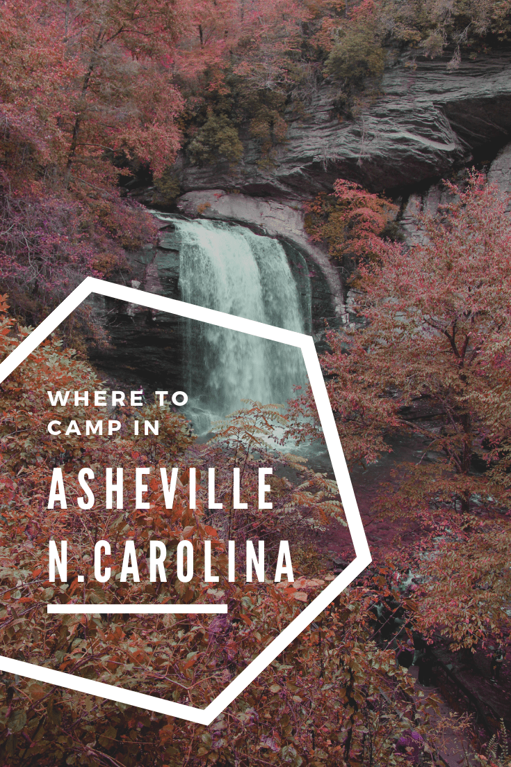 Where to camp in Asheville, NC: Asheville's Most Perfect Campground