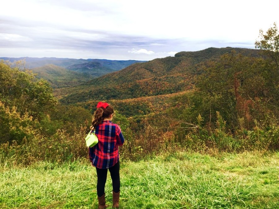 The Blue Ridge Parkway is a short drive from Asheville KOA East.