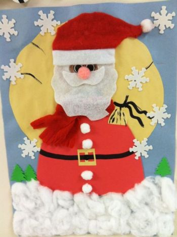 Turkey Disguise: Santa Clause