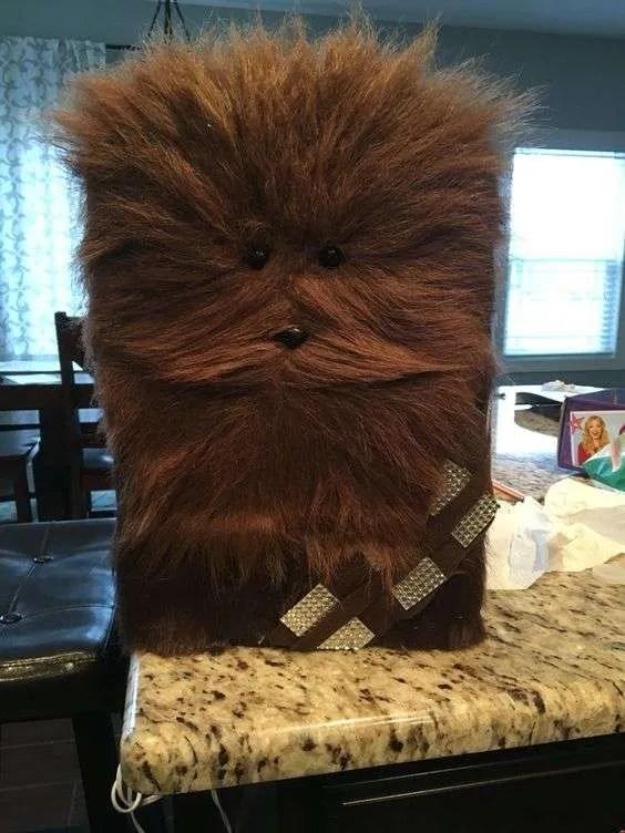 Chewbacca Valentine Box