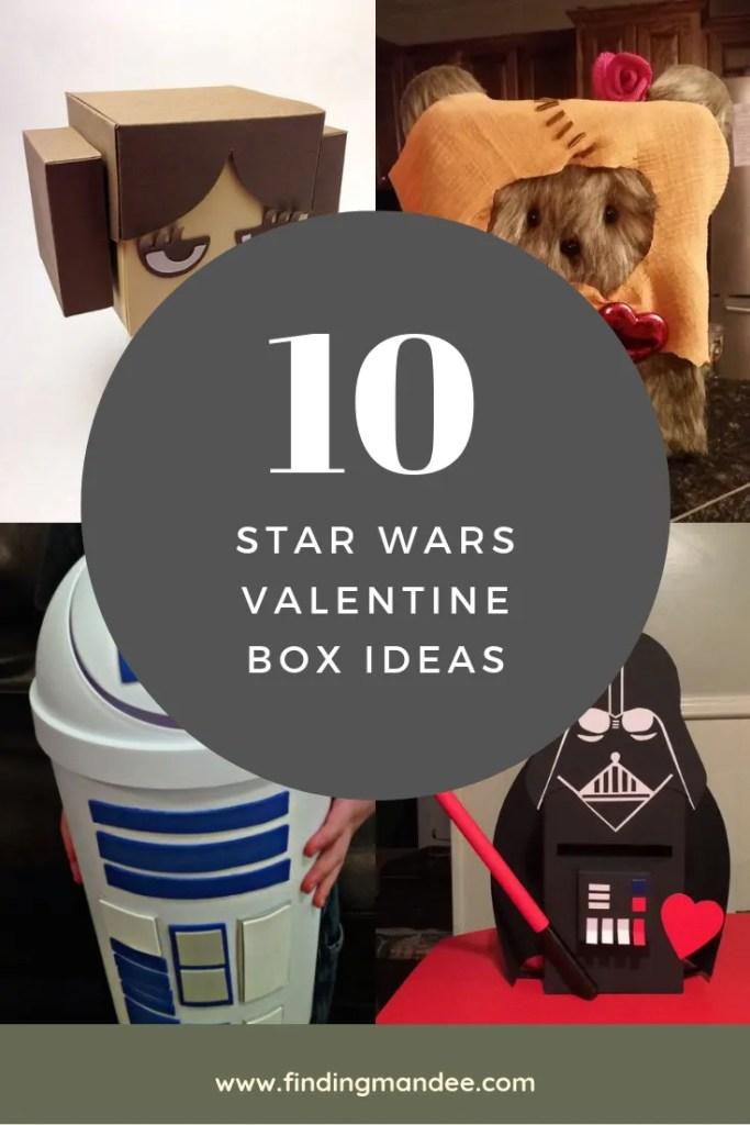 10 Star Wars Valentine Box Ideas