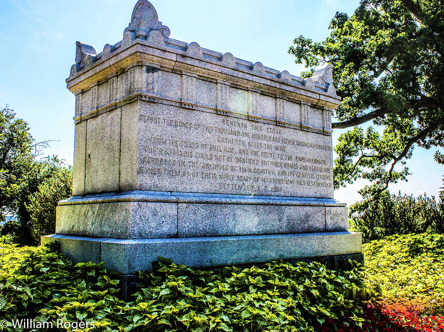 Civil War Unknowns Memorial