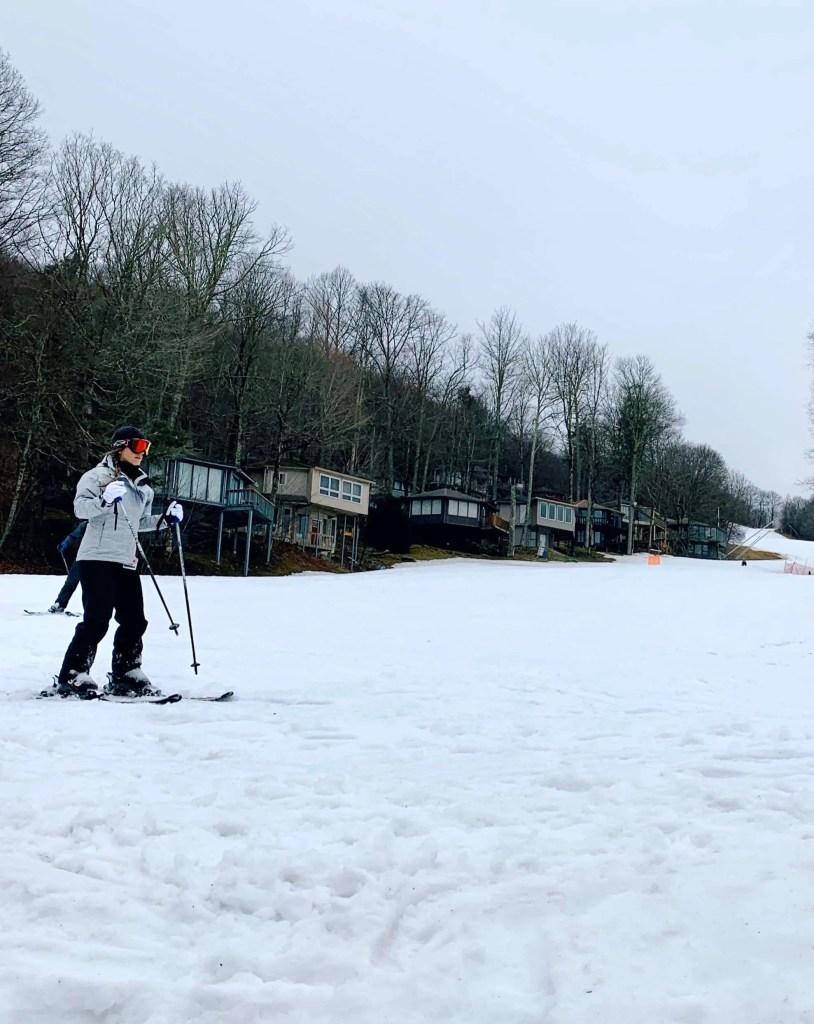 Things to do at Sugar Mountain: Go skiing!