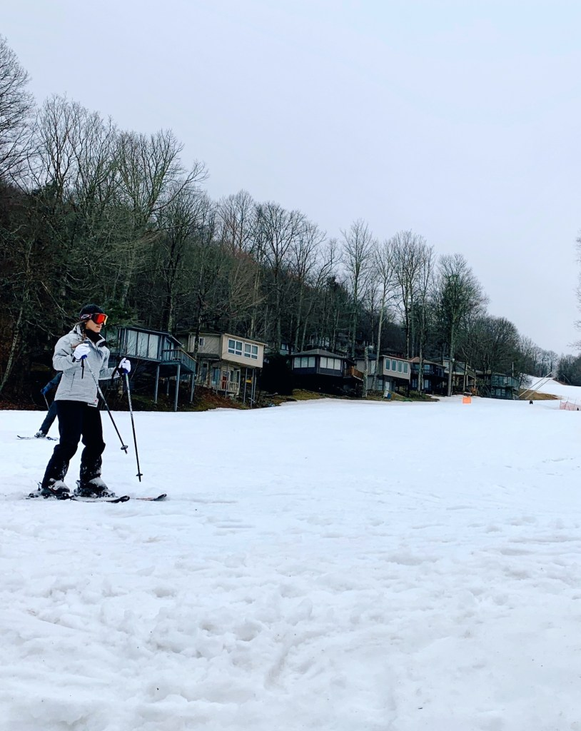 Things to do at Sugar Mountain: Go skiing!