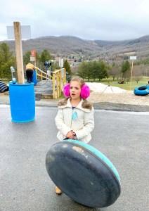 Things to do at Sugar Mountain, North Carolina: Go snow tubing!