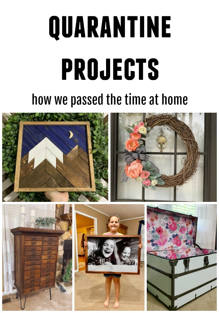 Quarantine Projects: How We Passed the Time at Home | Finding Mandee