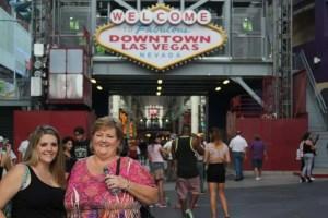 Las Vegas girls' trip with my mom!