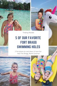 5 of Our Favorite Fort Bragg Swimming Holes | Finding Mandee