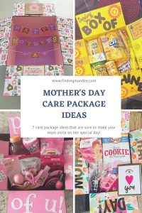 Mother's Day Care Package Ideas | Finding Mandee