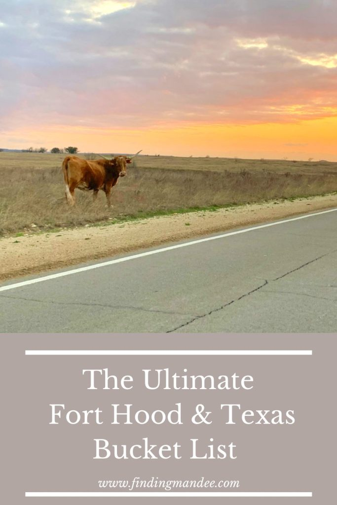 A Texas-Sized List of things to do at Fort Hood | Finding Mandee