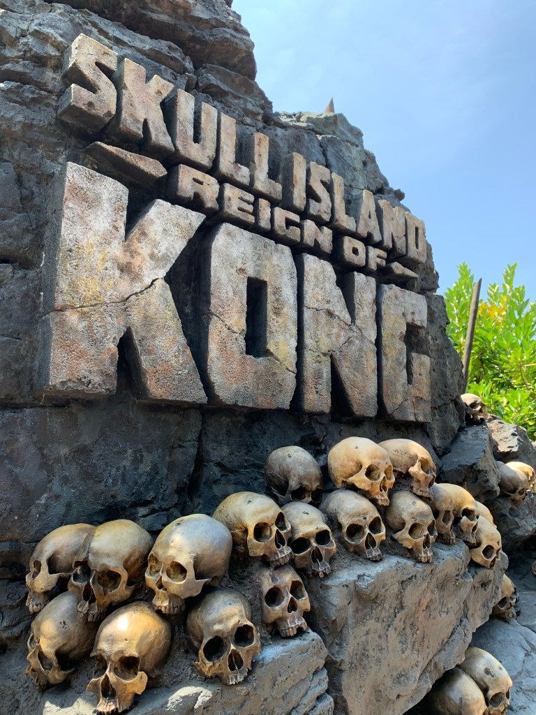 Movies to watch before going to Islands of Adventure: Kong: Skull Island.
