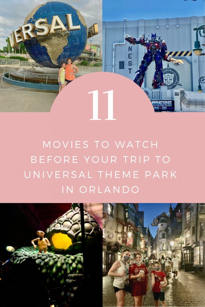 11 Movies to Watch Before Your Trip to Universal Orlando Resort | Finding Mandee