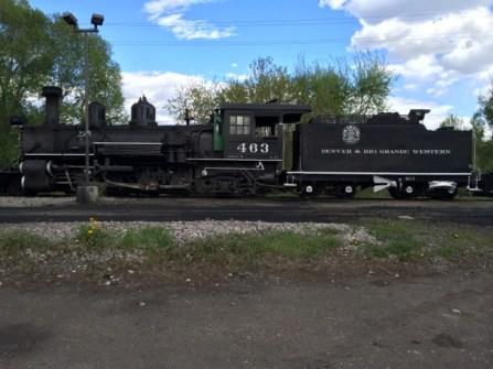 Second older working locomotives