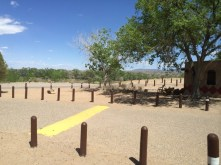 Look hard - that is the Rio Grande