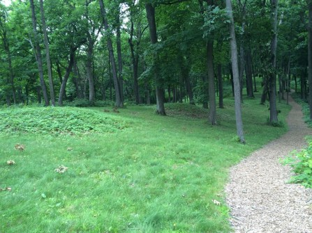 Burial mounds