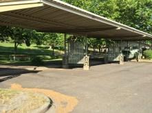 Upper campground