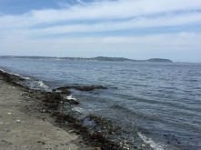 Port Townsend in the distance