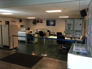 Titan missile launch room