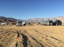 "My ""neighborhood"" of the camp"